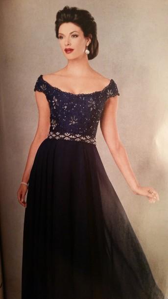 dress off the shoulder dress