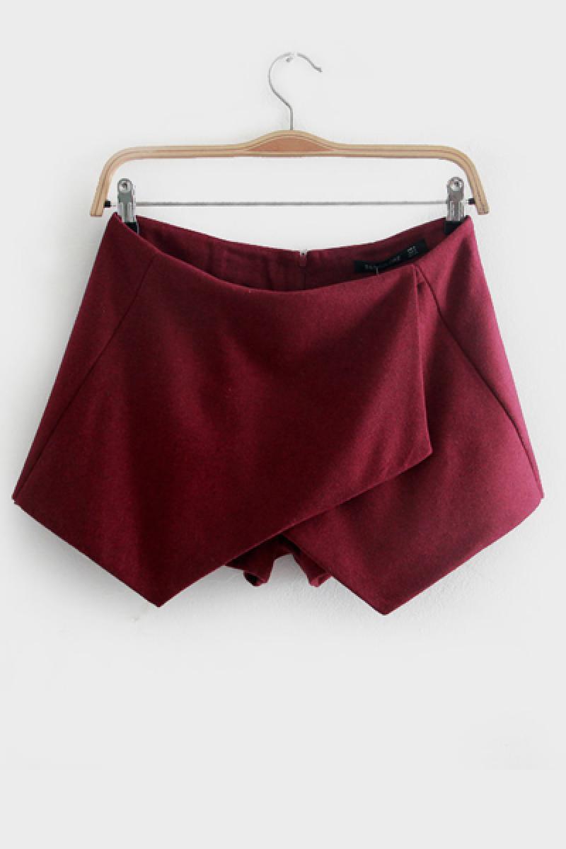 2013 Autumn & Winter New Section Irregular Woolen Skirt,Cheap in Wendybox.com