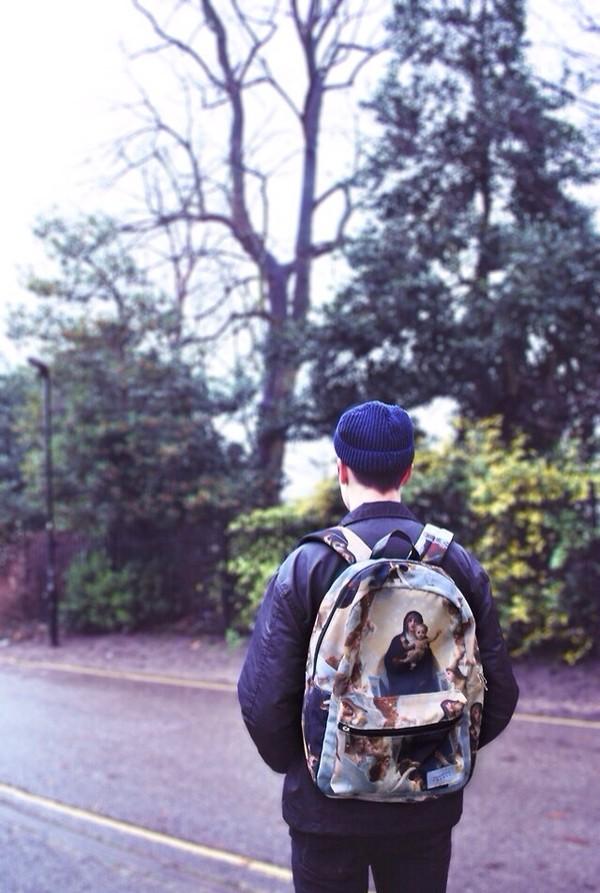 bag backpack chic streetstyle streetwear bookbag