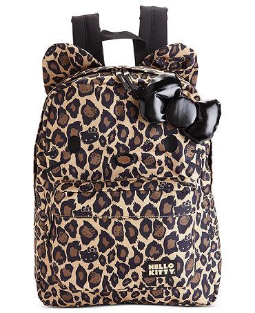 Hello Kitty Handbag, Bow Backpack - Handbags & Accessories - Macy's