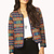 Eclectic Print Jacket | FOREVER21 - 2000073771