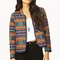Eclectic print jacket   forever21 - 2000073771