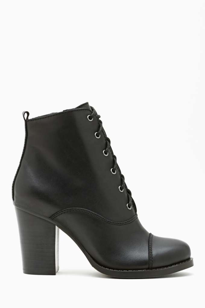 Shoe Cult Camden Bootie in  Shoes Sale at Nasty Gal