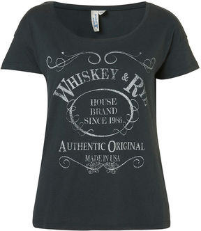 Whiskey And Rye Tee By Project Social T @ Topshop - 5th village