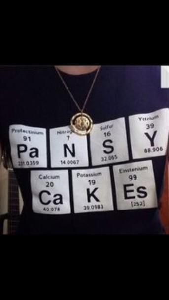 t-shirt divergent t-shirt science