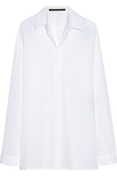 Haider Ackermann Cotton shirt NET-A-PORTER.COM