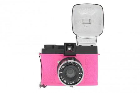 Diana F  Mr. Pink Medium Format Camera – Lomography Shop