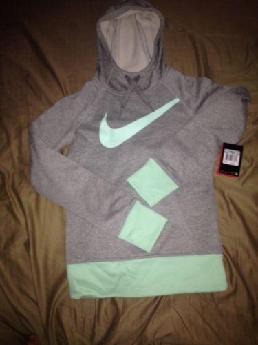Nike Hoodie Therma Fit Mint Green | eBay