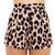 Leopard Print Shorts - Socialbliss