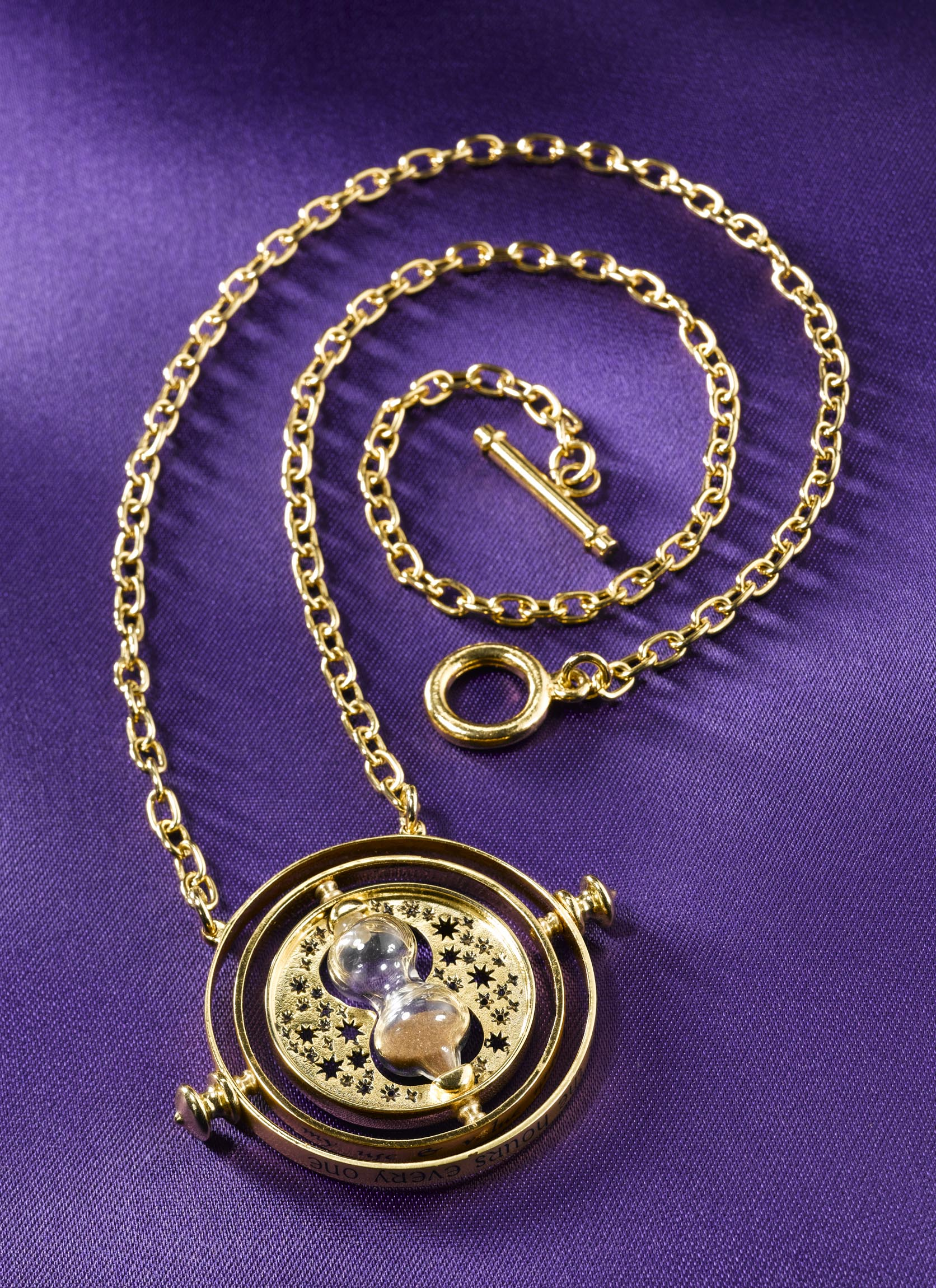 Harry Potter Time Turner - Hermione Time Turner Necklace