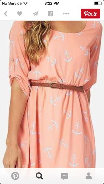 dress anchor belt