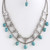 Sunburst Tribal Necklace Earring Set – Shop Compulsive