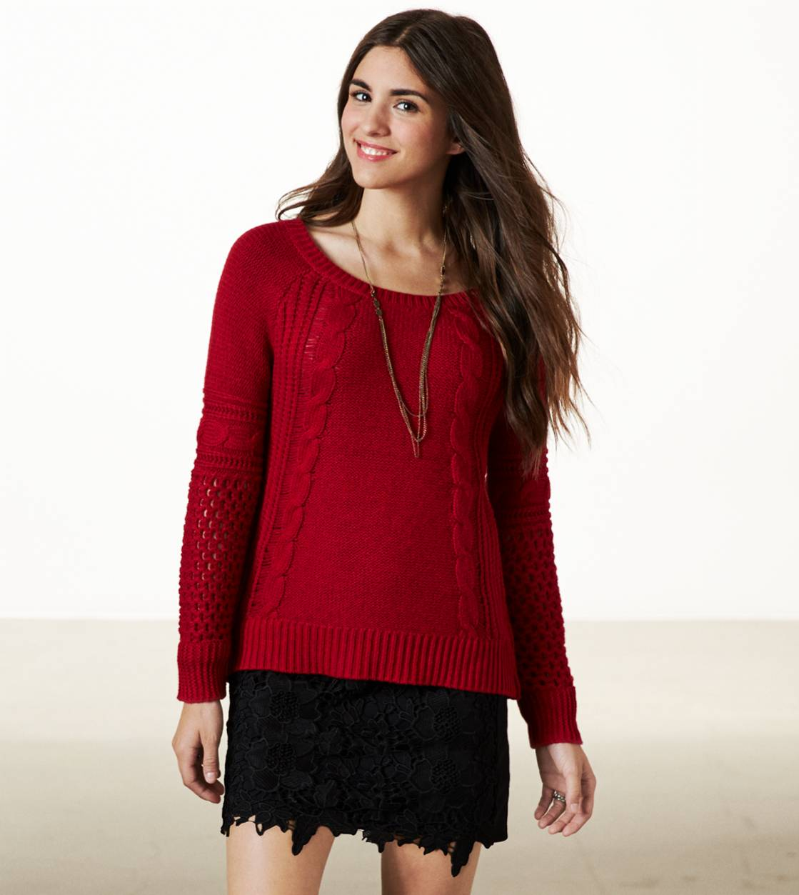 AE Real Soft Snowed In Sweater   American Eagle Outfitters
