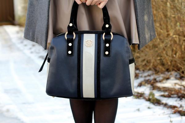 beauty fashion shopping dress coat bag shoes
