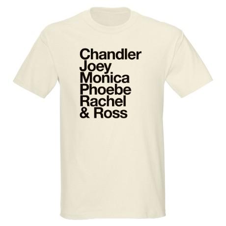 Friends cast T-Shirt by tshirtsbye2