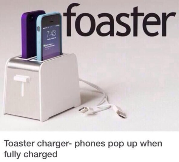 iphone apple cool hipster nice great best charger dress jewels foaster charger for iphone toaster earphones phones home accessory iphone accessory technology funny tumblr phone