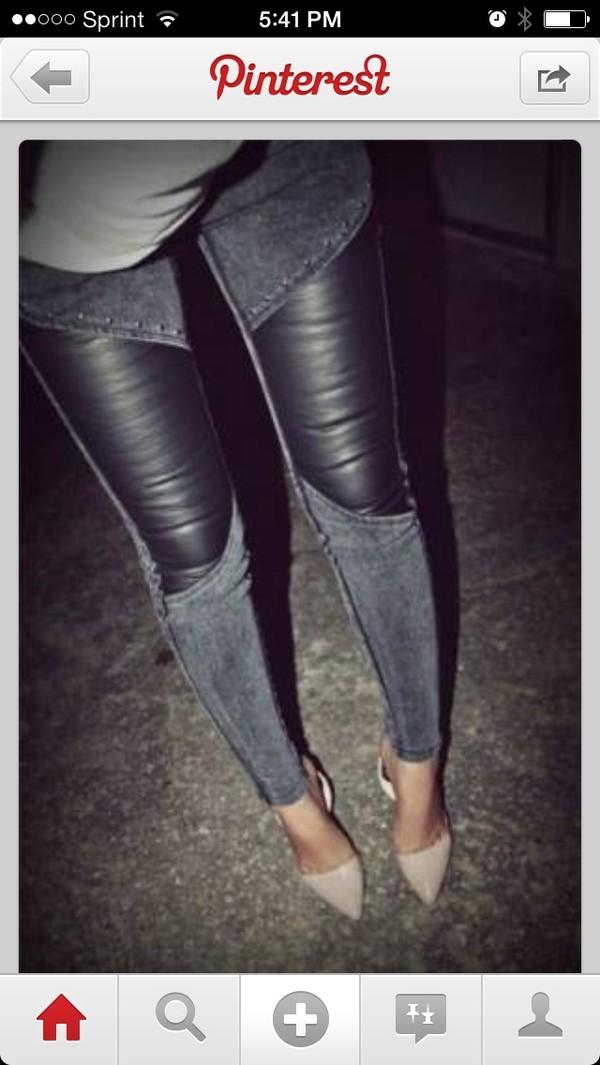 jeans acid wash jeans leather acid wash leather skinny jeans