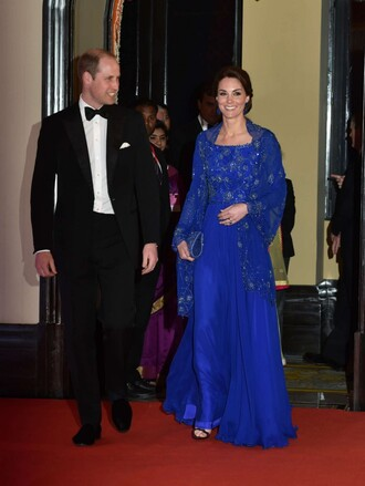 shoes gown prom dress kate middleton blue dress sandals