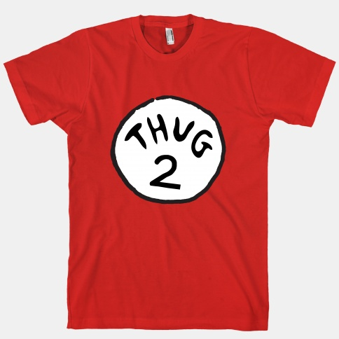 Thug 2  | HUMAN | T-Shirts, Tanks, Sweatshirts and Hoodies