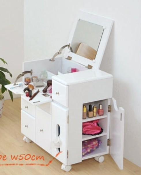 Home Accessory Make Up Cabinet Make Up Makeup Bag