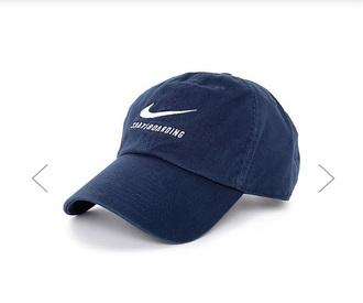 hat nike blue