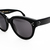 Celine CL 41755/S Audrey Polarized 807/3H Sunglasses Black | VisionDirect Australia