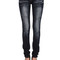 Delaney dark whisker wash skinny jeans | betsy boo's boutique - free shipping always!