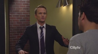 scarf barney stinson tie how i met your mother