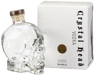 Crystal Head Vodka 70 cl: Amazon.co.uk: Grocery