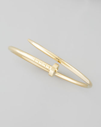 Nico New York | Golden Nail-Wrap Bangle (Stylist Pick & Blogger Pick!) - CUSP