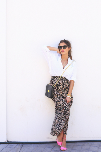 seams for a desire blogger shirt skirt shoes bag t-shirt jewels sunglasses