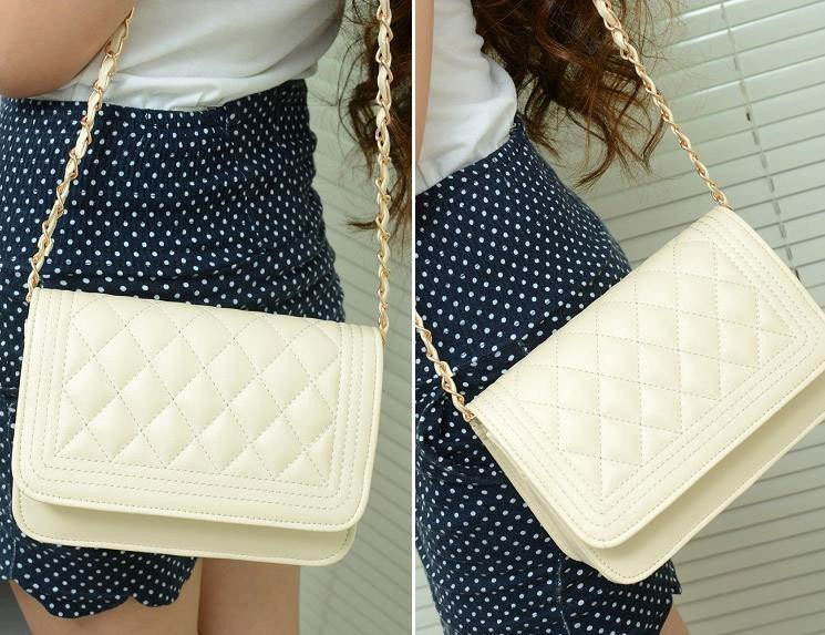 Small Chain Quilted Shoulder Cross Body women Bag 5 Color on Aliexpress.com