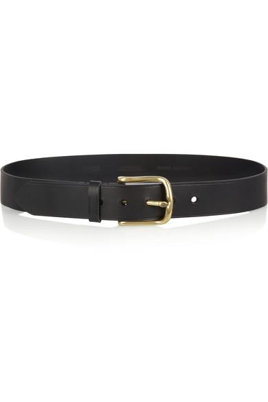 Isabel Marant|Clayne leather belt |NET-A-PORTER.COM