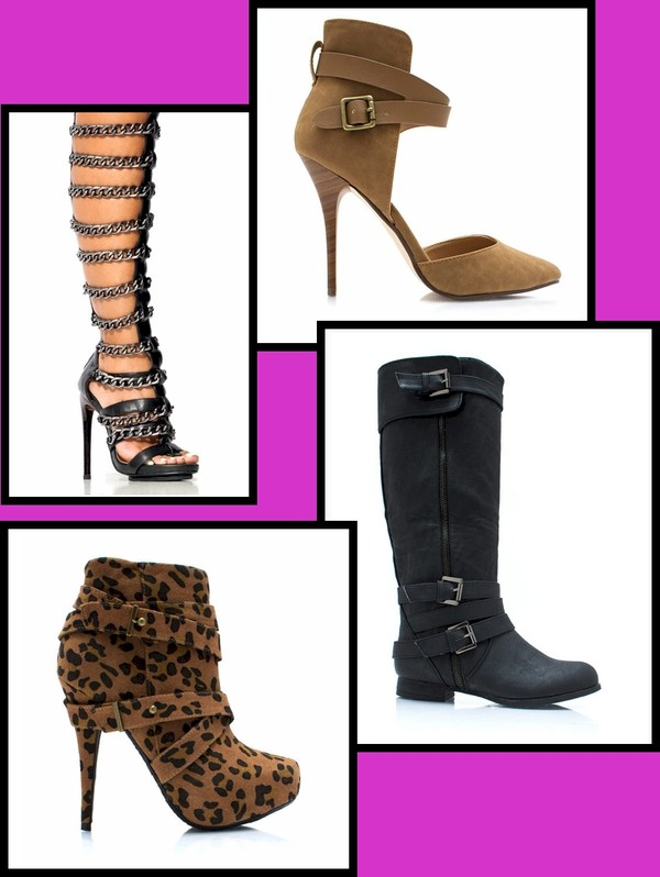 shoes boots shoeties gladiators gladiators knee boots booties suede leather pleather stilettos boot ankle straps buckles chain tan nude high heels heels motorcycle boots leopard print