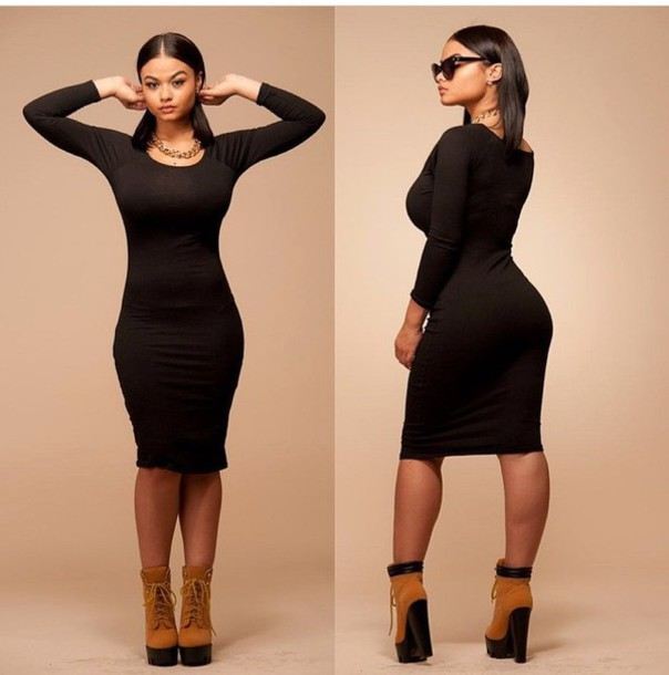 black dress long sleeve dress india westbrooks bodycon dress shoes dress