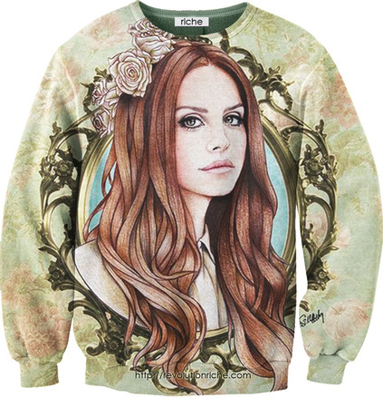 ISWAG Beautify girl print Harajuku style elegant 3d sweatshirts thin couple clothes sweatshirt pullovers free shipping-in Hoodies & Sweatshirts from Apparel & Accessories on Aliexpress.com