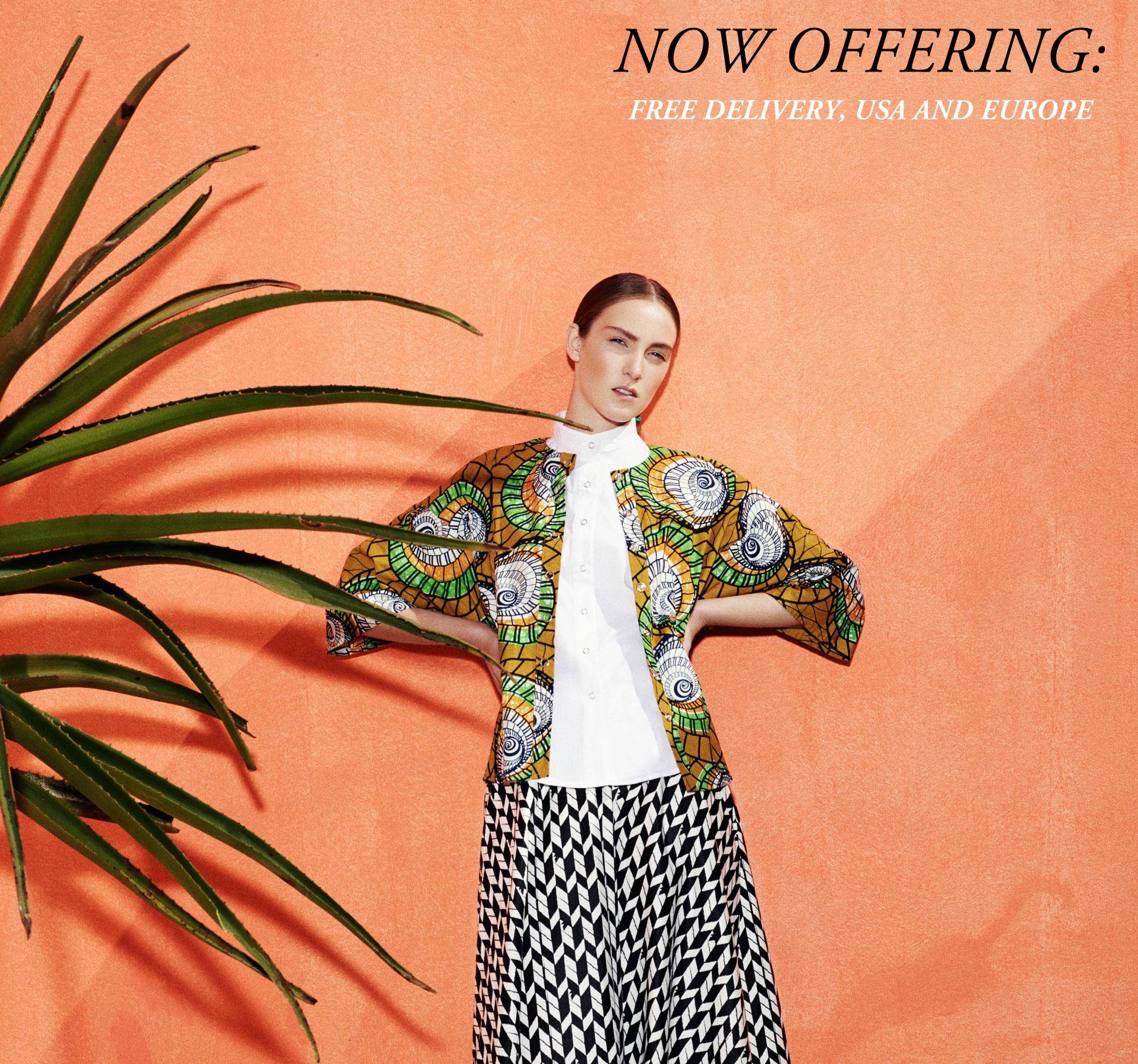 KISUA | African Fashion Online