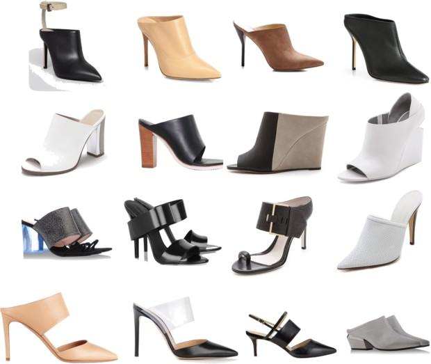 The Mule Shopping Guide 2014 | Closet VoyageCloset Voyage