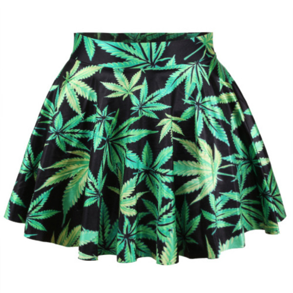 skirt weed