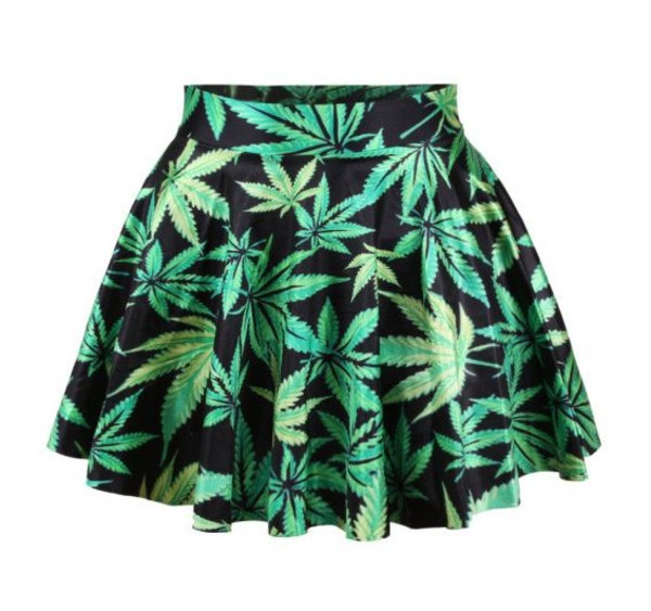 skirt weed fit