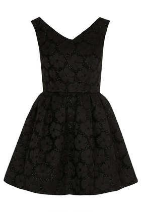 Flower Fluff Prom Dress - Party Dresses - Dresses  - Clothing - Topshop