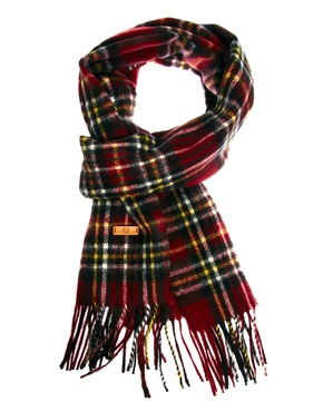 Fred Perry | Fred Perry Tartan Scarf at ASOS