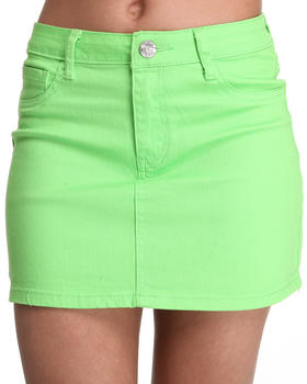 Buy Neon Mini skirt Women's Bottoms from Basic Essentials. Find Basic Essentials fashions & more at DrJays.com