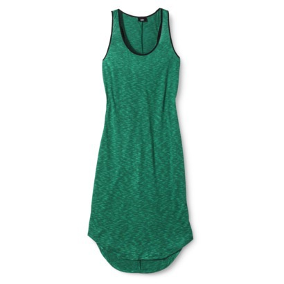 Mossimo® Women's High Low Racerback Dress - ... : Target