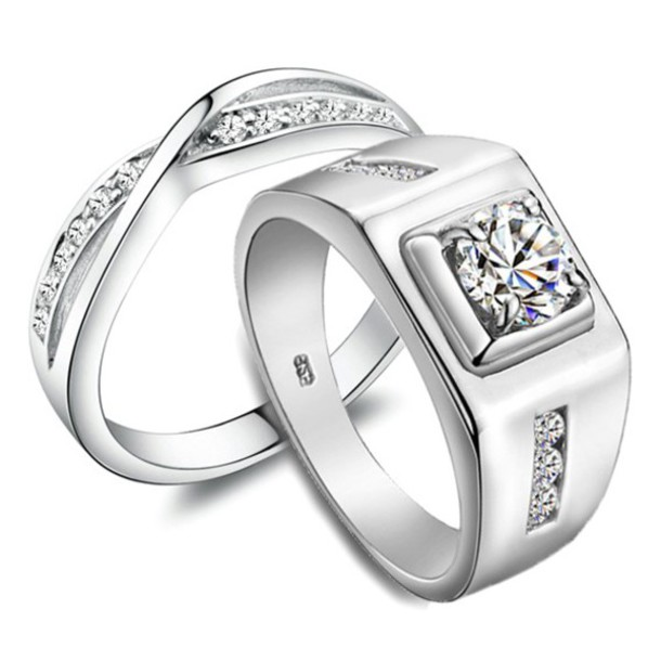 Jewels: gullei.com, his and hers rings, couples christmas ...