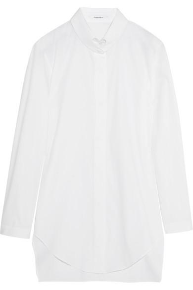 Carven|Cotton shirt|NET-A-PORTER.COM