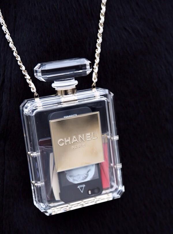 bag chanel no. 5 fashion phone cover