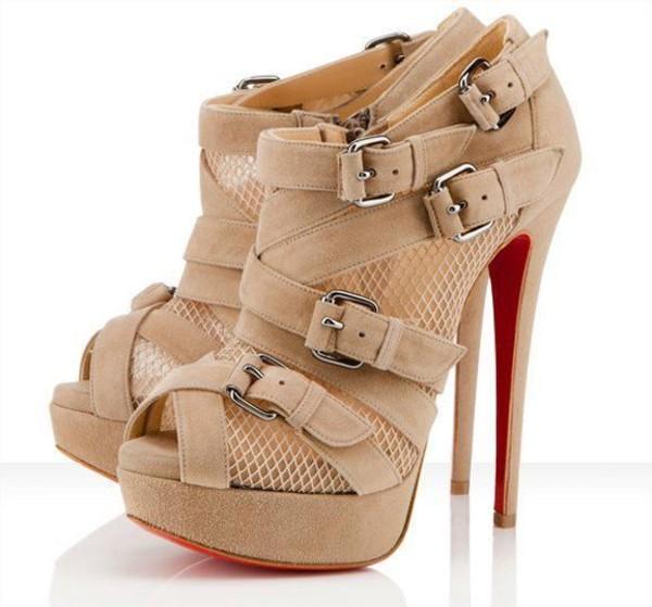 shoes heels buckles cute dress