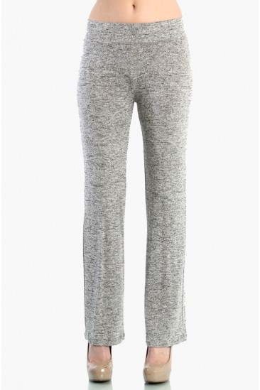 LoveMelrose.com From Harry & Molly | Gray Relax Pants
