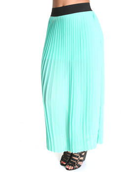 Buy Sun Valley pleated maxi skirt Women's Bottoms from Fashion Lab. Find Fashion Lab fashions & more at DrJays.com